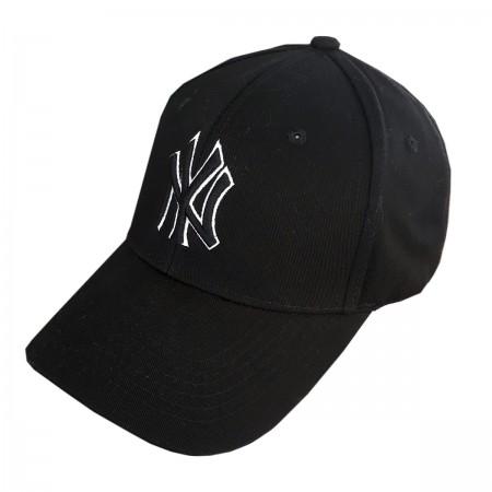 ΚΑΠΕΛΟ JOCKEY BLACK OUTLINE NEW YORK YANKEES REPLICA