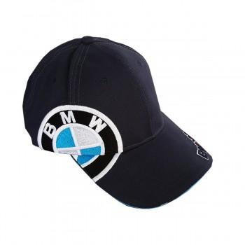 ΚΑΠΕΛΟ JOCKEY NAVY BLUE BMW REPLICA