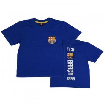 T-SHIRT ΠΑΙΔΙΚΟ FC BARCELONA