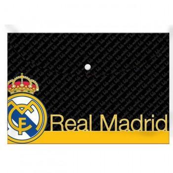 ΦΑΚΕΛΟΣ ΚΟΥΜΠΙ Α4 REAL MADRID