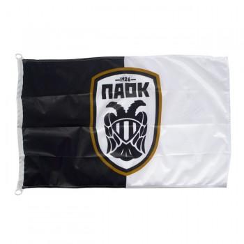 ΣΗΜΑΙΑ PAOK FC 100x60cm
