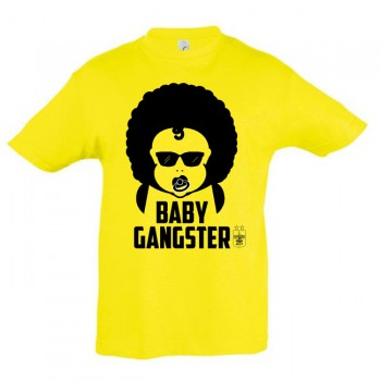 T-SHIRT BABY GANGSTER