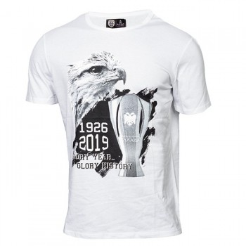 T-SHIRT WHITE PFC GLORY