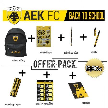 SCHOOL PACK AEK