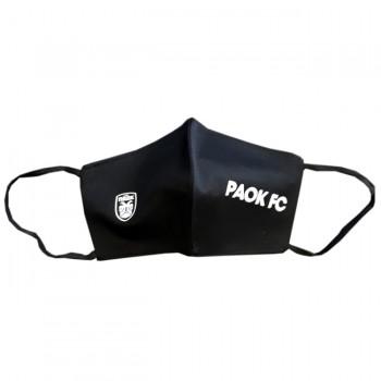 ΜΑΣΚΑ ΠΡΟΣΤΑΣΙΑΣ ΜΑΥΡΗ PAOK FC