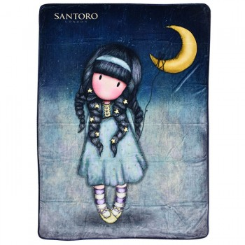 ΚΟΥΒΕΡΤΑ FLEECE SANTORO GORJUSS MOONLIGHT