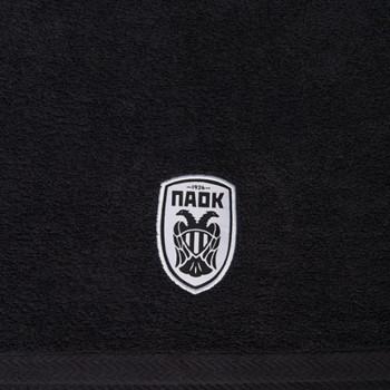 ΠΕΤΣΕΤΑ ΜΠΑΝΙΟΥ ΜΑΥΡΗ PAOK FC ΣΗΜΑ