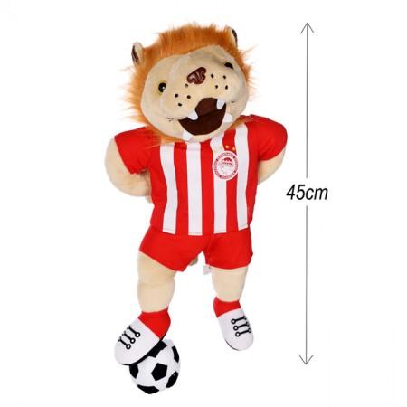 LEONE ΛΟΥΤΡΙΝΟ 45cm OLYMPIACOS FC